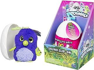 comprar comparacion Hatchimals huevo suave peluche clip con sonidos - carácter de misterio