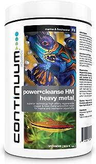 Continuum Aquatics Power Cleanse Heavy Metal Water Treatments