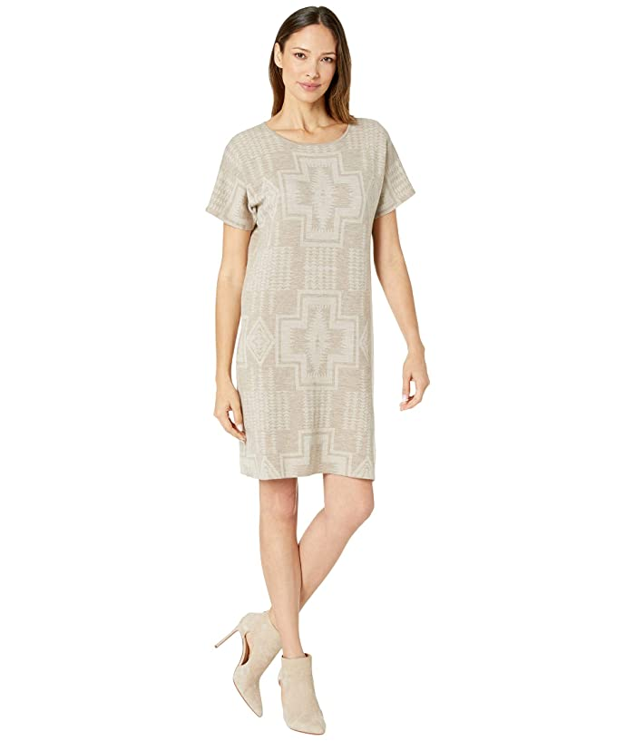 Harding Sweater Dress (Taupe/Sandshell) Women's Dress