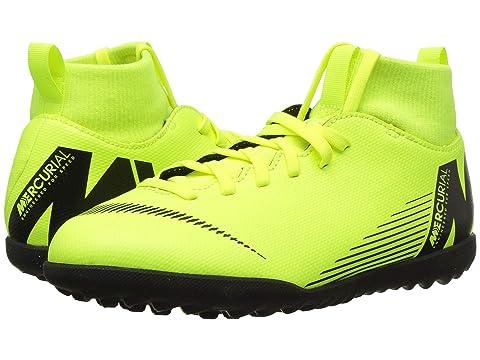 innovative design 4f23e 92370 Nike Kids SuperflyX 6 Club TF (Toddler Little Kid Big Kid)
