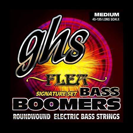 Jeu de cordes basses GHS M3045F Flea Signature Boomers
