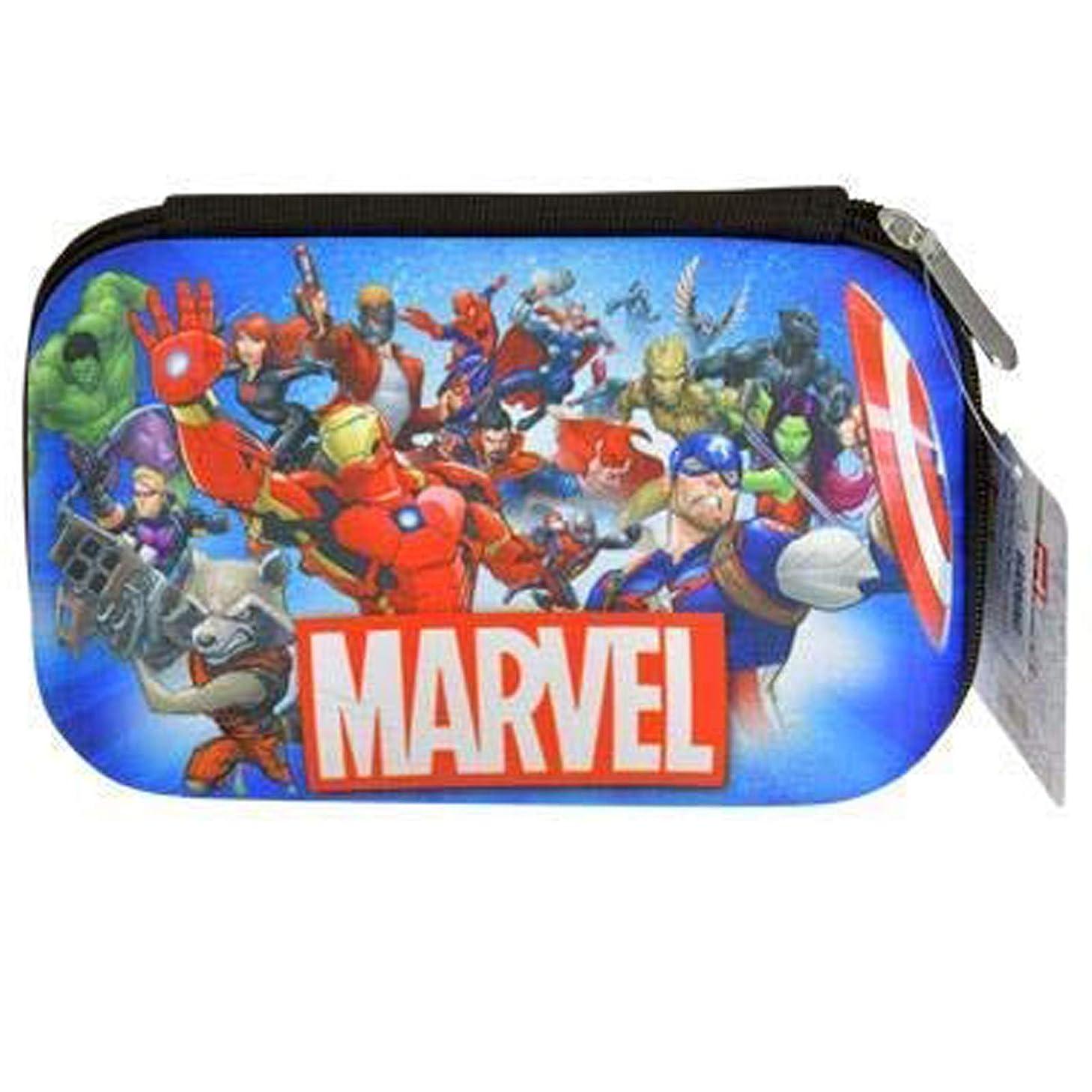 UPD Comic Avengers Pencil Case, Multicolor