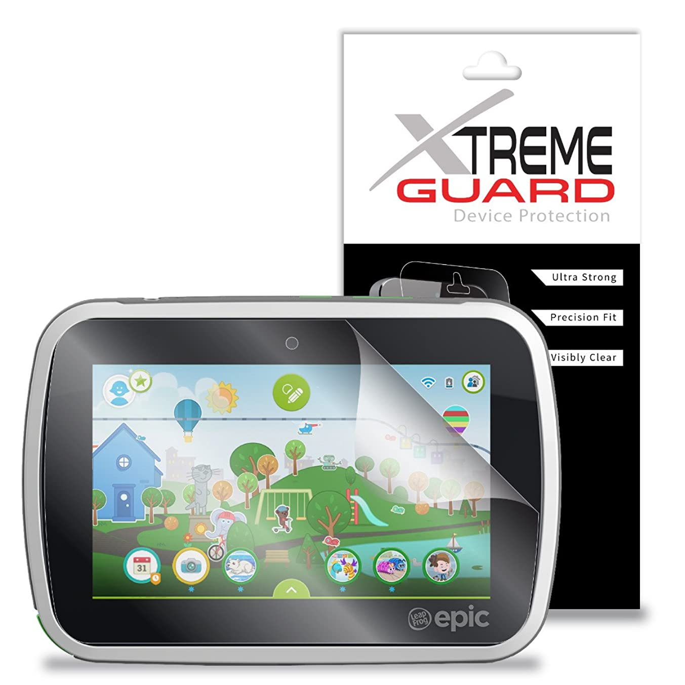 Premium XtremeGuard Screen Protector Cover for Leapfrog Epic 7