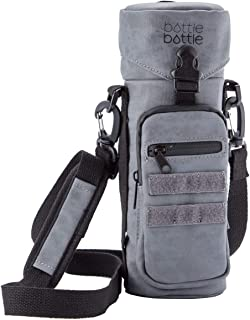 Water Bottle Holder Carrier Pouch(3.2