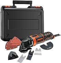 Black & Decker MT300KA 10000RPM 300W Black,Orange power multi-tool - Black & Decker MT300KA