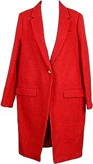 J Crew Collection Harris Tweed Topcoat Sz 8 B2806 Heather Fire New