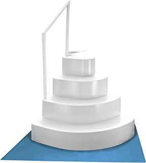 Best wedding cake stairs Reviews