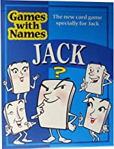 JACK'S GAME: Especially for People Called Jack! Ideal As a Boys Stocking Stuffer or a Secret Santa or Christmas Gift for Men with the Name Jack