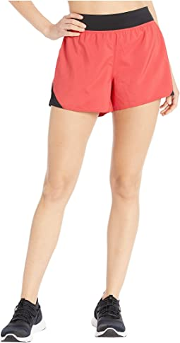 Work Out Ready Knit Woven Shorts