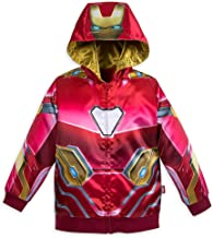Marvel Iron Man Hooded Jacket for Kids - Avengers: Infinity War