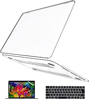 New MacBook Pro 13 ケース Belk [日本語 キーボード カバー+液晶保護フィルム+マックブック プロ 13.3インチ ハードケース] (クリア)