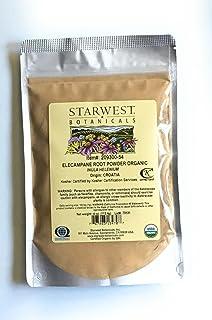 Starwest Botanicals Organic Elecampane Root Powder 4oz