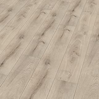 Elesgo Super Gloss Laminate Floor Satin Oak - Made in Germany