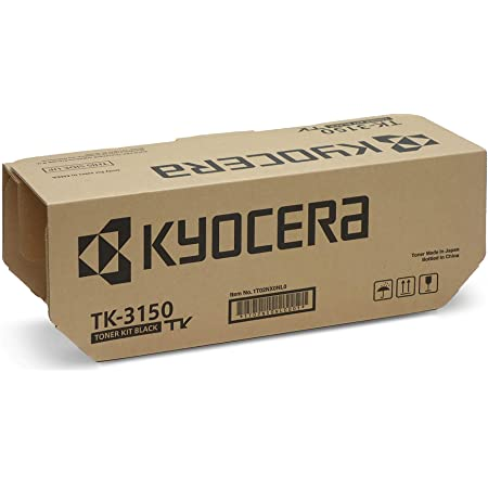 Kyocera Tk 3150 Toner Cartridge Black 1t02nx0nl0 For Ecosys M3040idn Ecosys M3540idn Bürobedarf Schreibwaren