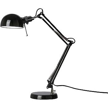 ★フォルスソ / FORSA / ワークランプ / ブラック[イケア]IKEA(40146784)