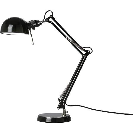 IKEA(イケア) FORS? ブラック 40146784 ワークランプ、ブラック