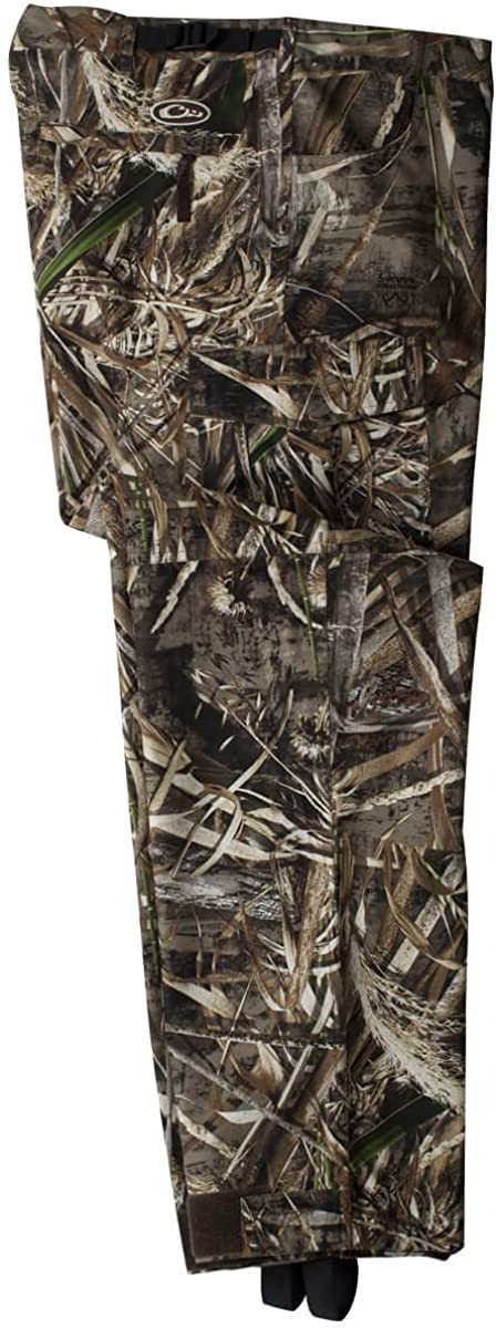 Drake Mens LST Max 52% OFF Waterproof Hunting Realtree Over Pant Max-5 Me Sale price