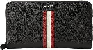 (バリー) BALLY 財布 長財布 ラウンドファスナー トラベルウォレット レザー メンズ tevynlt [並行輸入品]