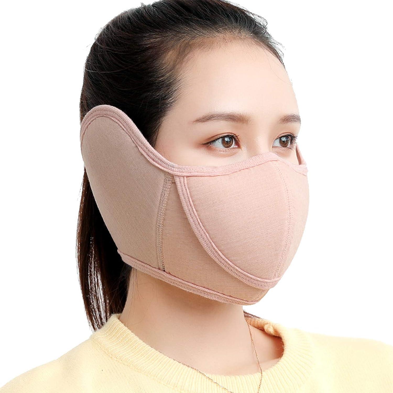 Ear Muffs for Winter Women Men Half Face Cover Ear Warmers Face Covering Earmuff