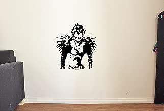 ResorDecals Death Note Anime Vinyl Wall Decal Ryuk Demon Manga Hentai Vinyl Stickers Mural MK4868