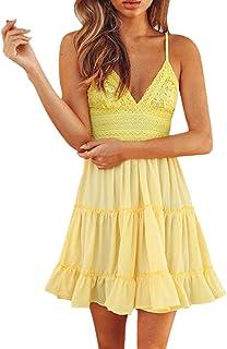f270512f905a18 Amazon.fr : DoS - Robes / Femme : Vêtements