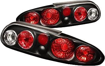 Spyder Auto Chevy Camaro Black Altezza Tail Light