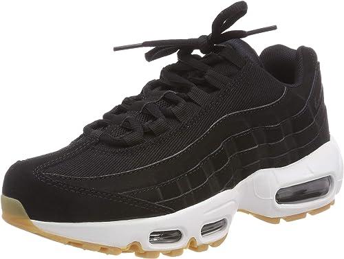 Nike WMNS Air Max 95, Sneakers Basses Femme, Multicolore (Black ...