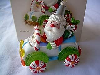 Hallmark Keepsake Ornament Santas Sweet Ride 1st in Series 2007