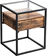 Best glass and iron sofa table Reviews