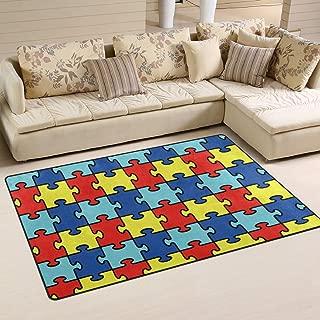 welcome rug crossword