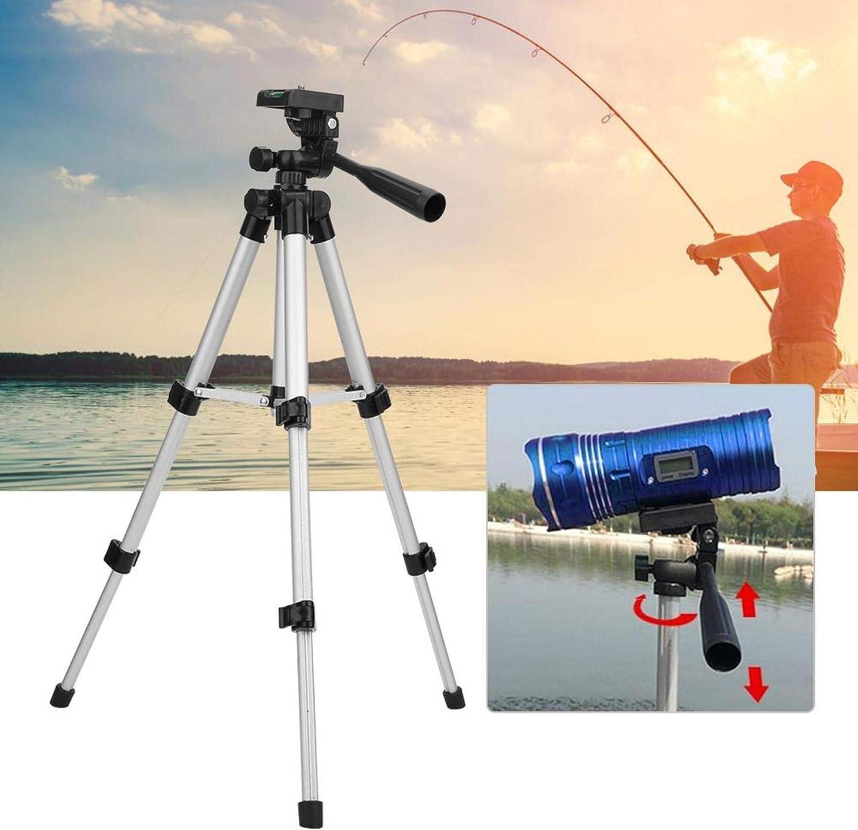 Anti-Slip Pad Wear Resistance Aluminium Alloy Fishing Stand Multifunction for Fashing yangsense Fishing Tripod