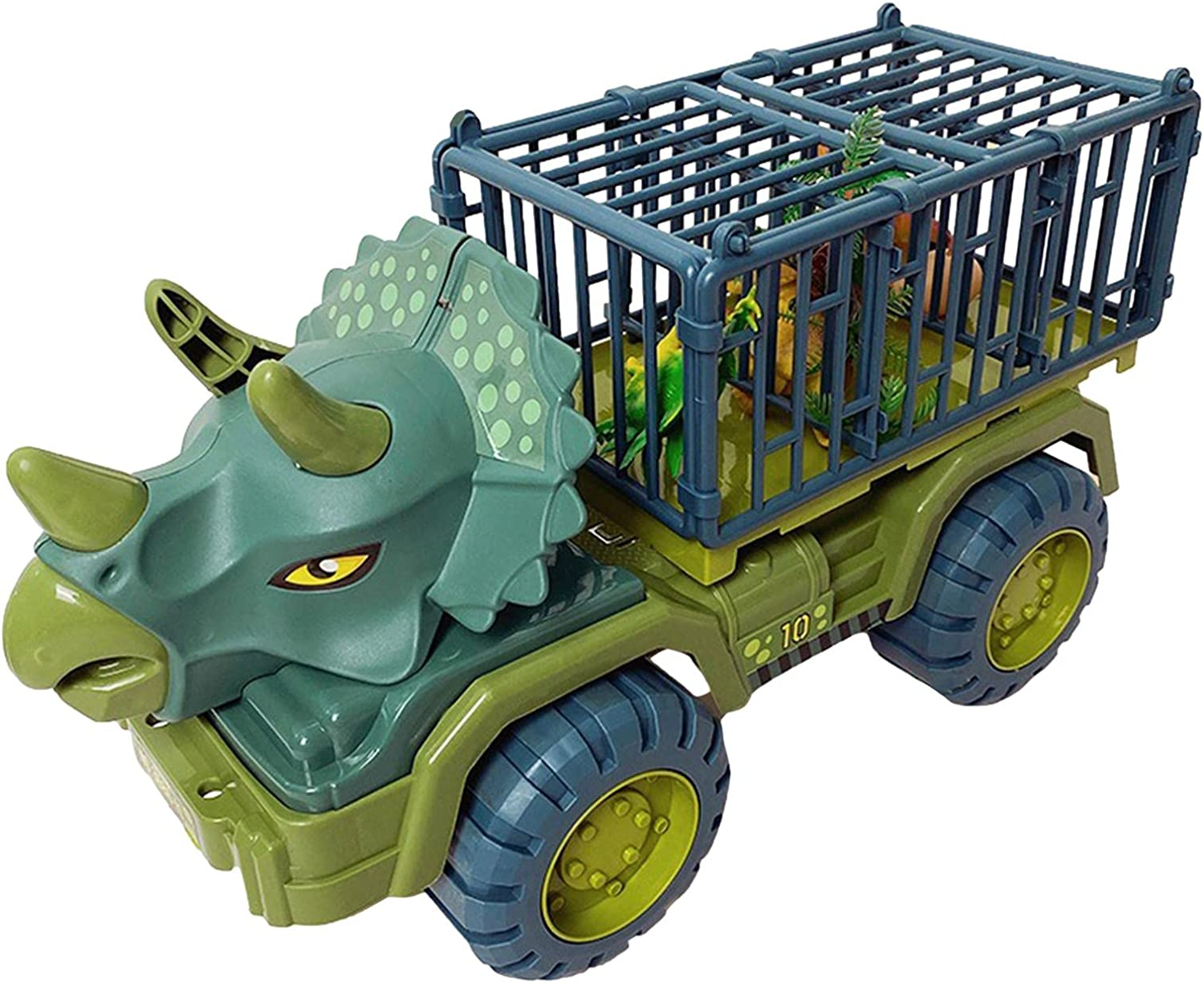 Now on sale Children's Dinosaur Toy Department store Truck Eng Smooth Large Safe