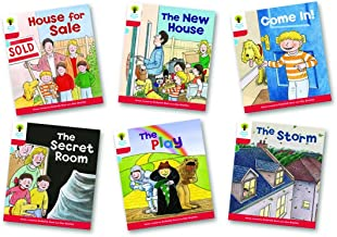 Oxford Reading Tree Biff, Chip and Kipper Level 4. Stories: Mixed Pack of 6