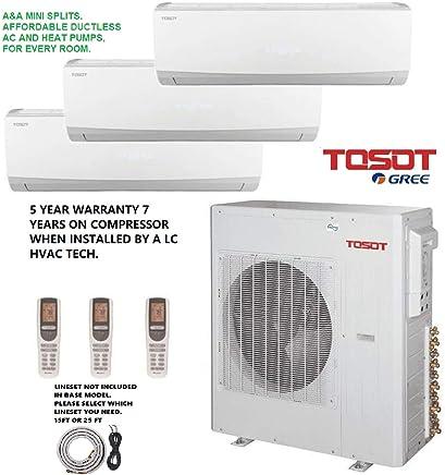 Amazon com: Mini Split - Wall / Air Conditioners: Home & Kitchen