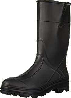 Ranger Splash Series Youths' Rain Boots, Black (76002)