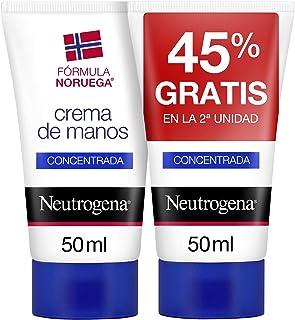 Neutrogena Cuidado Manos Duplo crema de manos concentrada - 2 x 50 ml