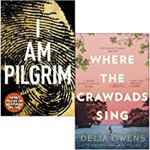 I Am Pilgrim By Terry Hayes & Where the Crawdads Sing By Delia Owens 2 Books Collection Set