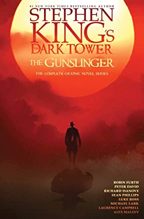 Stephen King's the Dark Tower - the Gunslinger: The Complete Graphic Novel Series