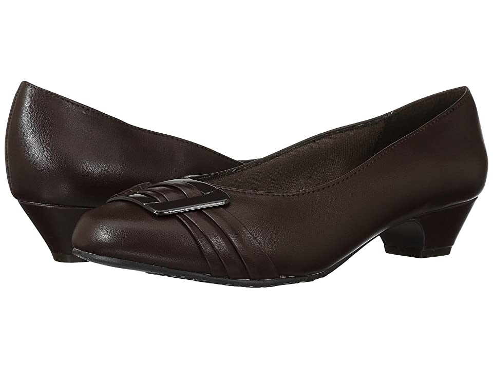 Soft Style Pleats Be With You (Dark Brown) Women