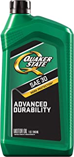 Quaker State 550035190 Heavy Duty SAE 30 Lubricant Motor Oil-1 Quart, 32. Fluid_Ounces