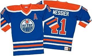 Best mark messier oilers jersey Reviews