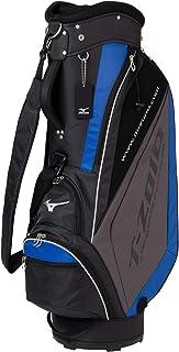 MIZUNO(ミズノ) ゴルフ キャディーバッグ T-ZOID ティーゾイド メンズ 軽量約2.7kg 9.5型(77cm)/47インチ対応/5分割