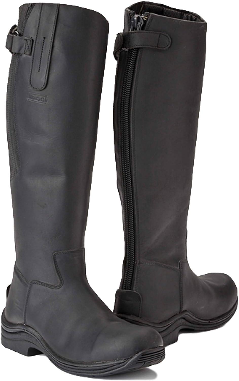 Toggi Calgary Boots BLK 6.5 R Adults