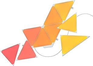 Nanoleaf NL47-0005TW-9PK Shapes Triangles Starter Kit- 9 Pack