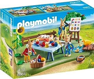 PLAYMOBIL 6863 Easter Bunny Workshop