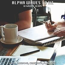 10 hz alpha binaural beats