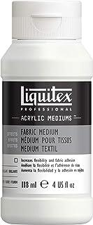 Liquitex Professional Effects Medium, 4-oz, Fabric Medium