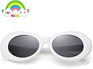 FOURCHEN Clout Goggles Sunglasses for kids Bold Retro...