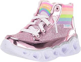 Skechers Move 'N Groove Sparkle Spinner, Baskets Garçon Fille