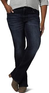 Women's Plus Size Midrise Bootcut Jean